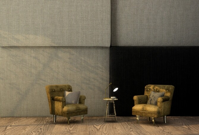 Fitzroy wall panels at Tilly Tiger image 11112 670x455 Sims 4 Updates