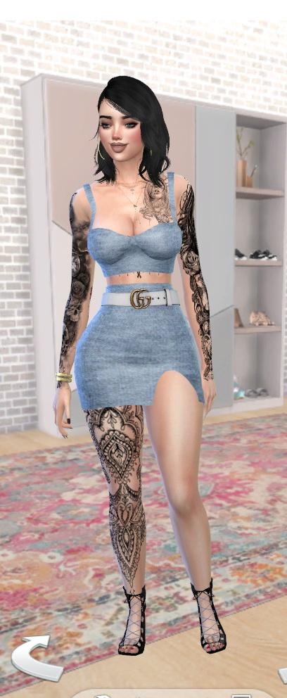 Avery Cummins by Jonabelorio at L'UniverSims image 1121 Sims 4 Updates
