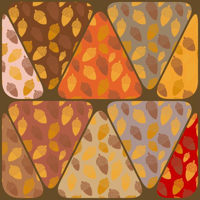 Sims 4 50 Seamless Autumn Patterns at Annett's Sims 4 Welt