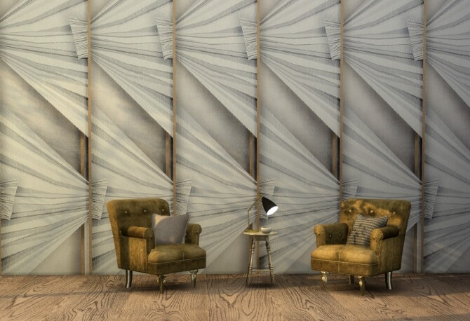 Fitzroy wall panels at Tilly Tiger image 1147 670x458 Sims 4 Updates