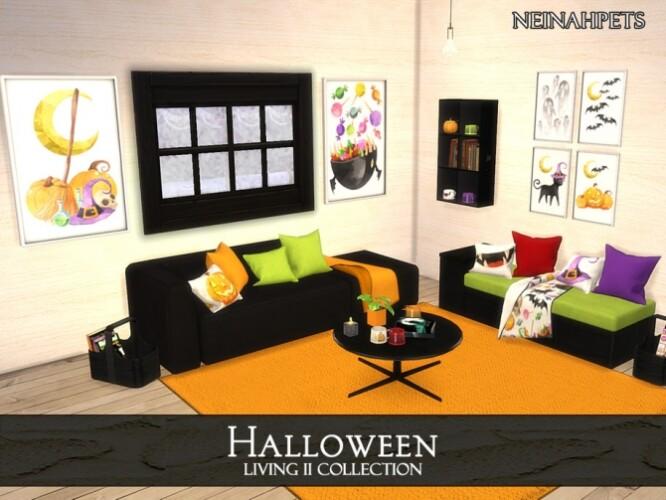 Halloween Living II by neinahpets