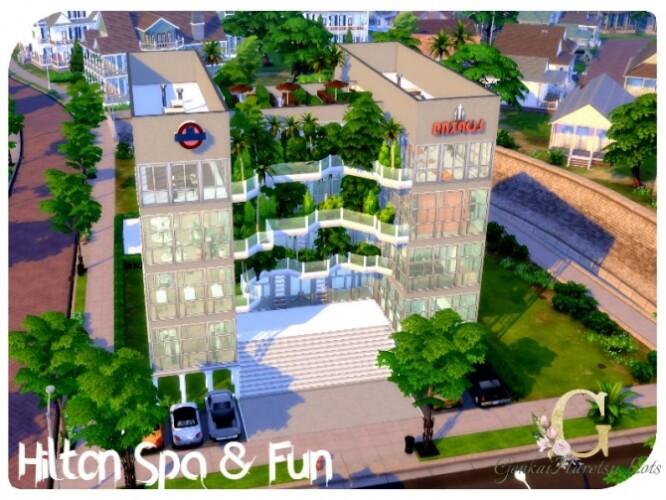 Hilton Spa Fun by GenkaiHaretsu