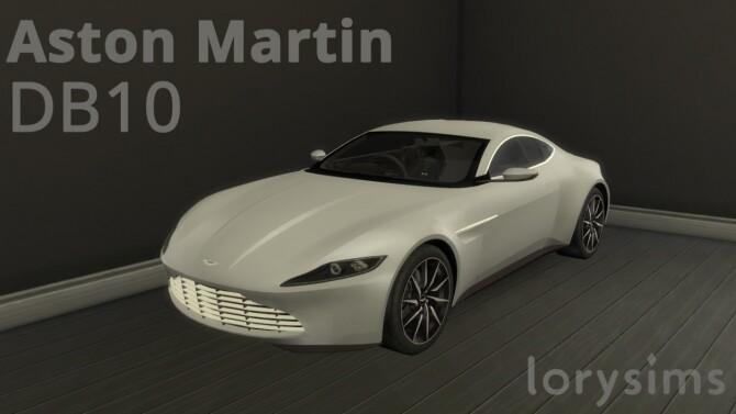 Aston Martin DB10 by LorySims