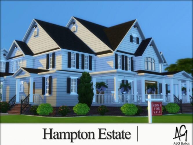 Hampton Estate by ALGbuilds