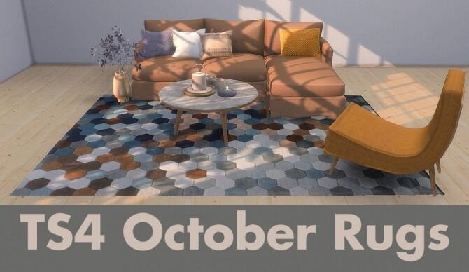 October rugs