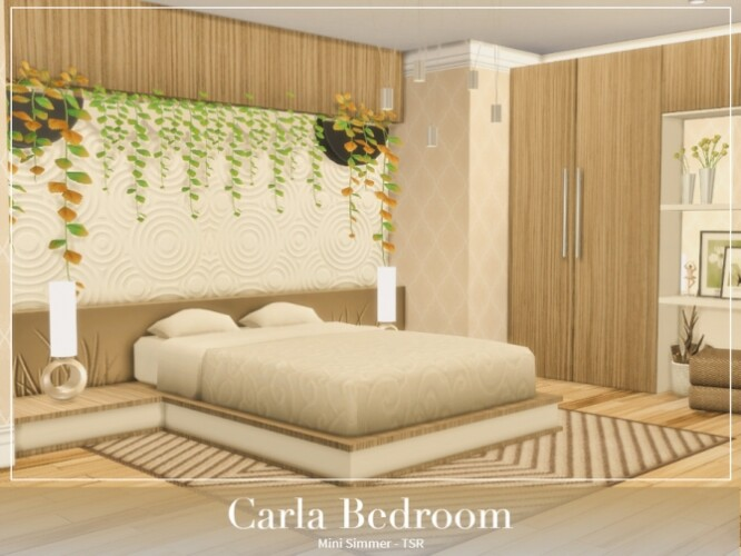 Carla Bedroom by Mini Simmer