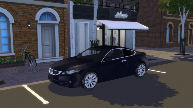2008 Honda Accord Coupe at Modern Crafter CC image 1237 670x377 Sims 4 Updates
