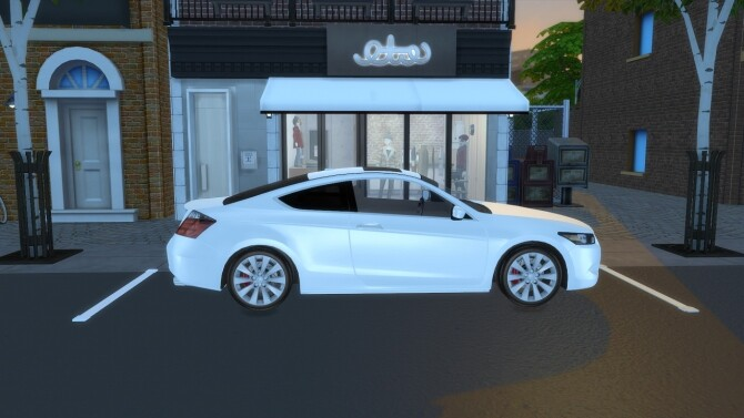 2008 Honda Accord Coupe at Modern Crafter CC image 1248 670x377 Sims 4 Updates