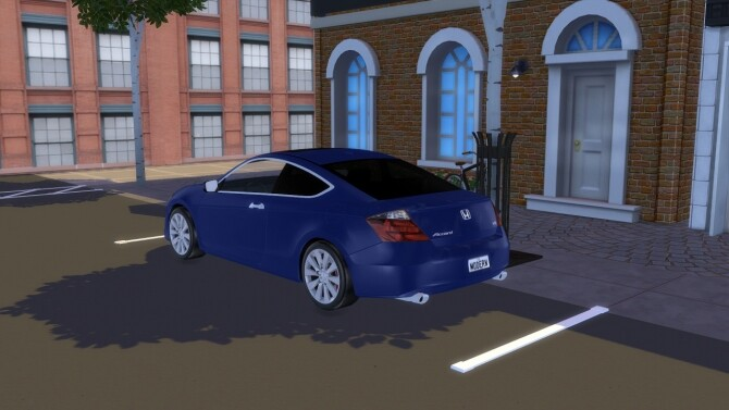 2008 Honda Accord Coupe at Modern Crafter CC image 1257 670x377 Sims 4 Updates