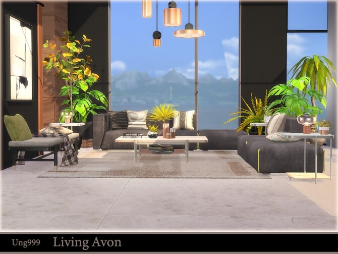 Living Avon by ung999 at TSR image 1272 670x503 Sims 4 Updates