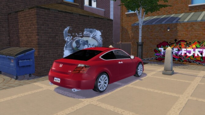 2008 Honda Accord Coupe at Modern Crafter CC image 1279 670x377 Sims 4 Updates