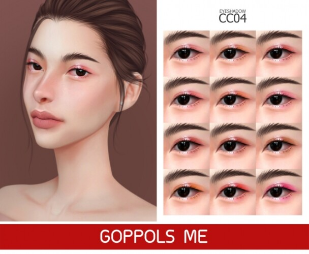 GPME-GOLD Eyeshadow CC 04