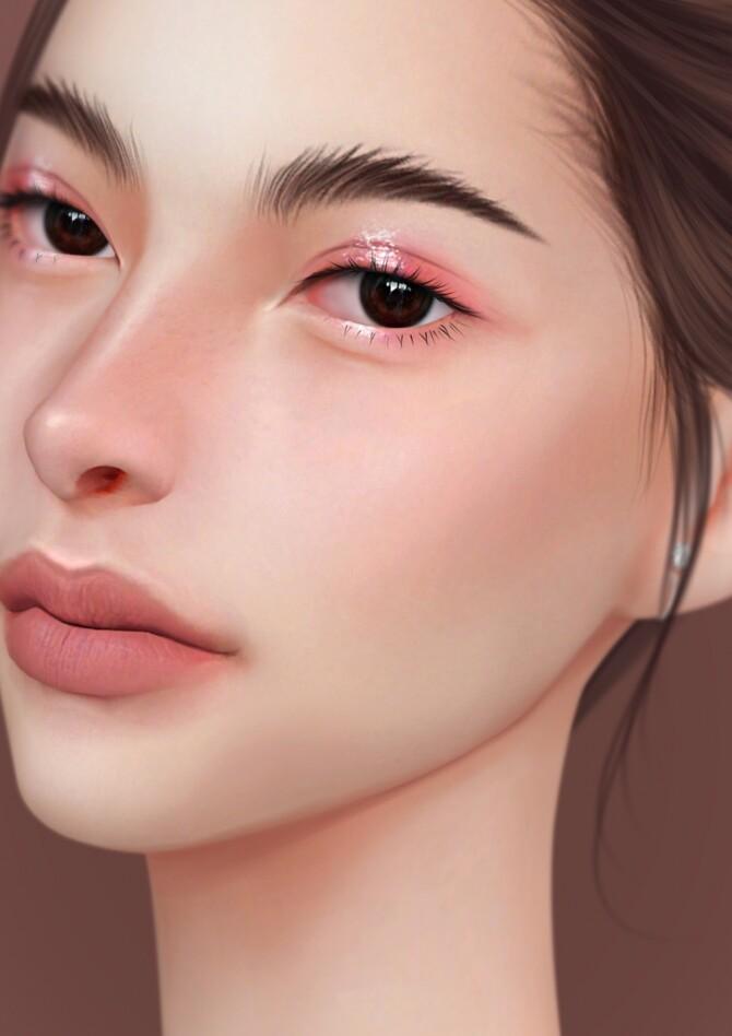 Sims 4 GPME GOLD Eyeshadow CC 04 at GOPPOLS Me