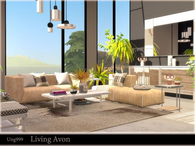 Living Avon by ung999 at TSR image 1292 670x503 Sims 4 Updates