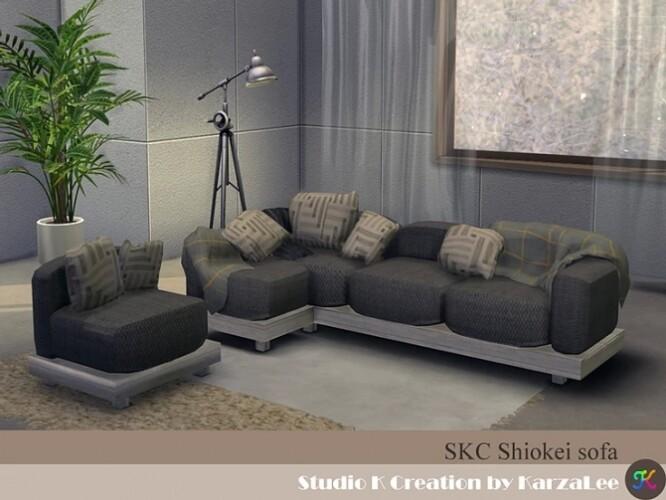 Shiokei sofa set