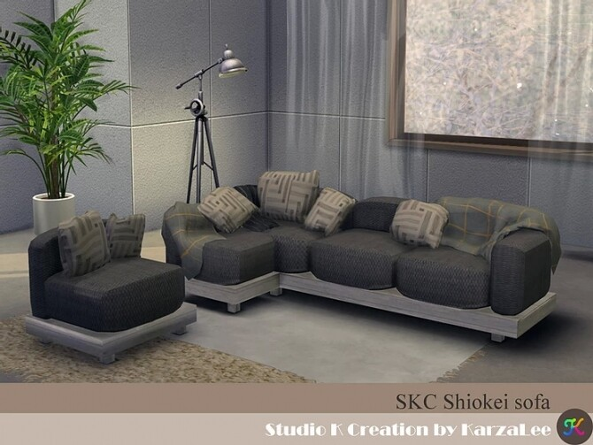 Shiokei sofa set at Studio K Creation image 1294 670x503 Sims 4 Updates