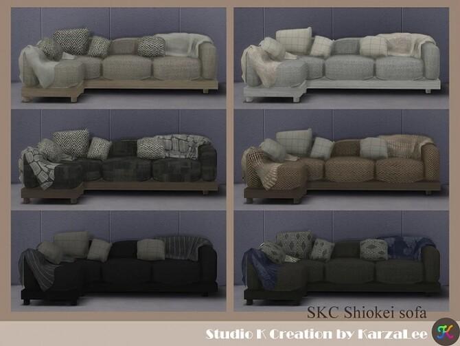 Shiokei sofa set at Studio K Creation image 1306 670x503 Sims 4 Updates