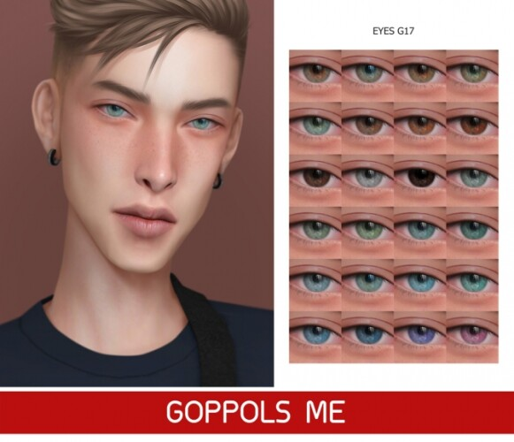 GPME-GOLD Eyes G17