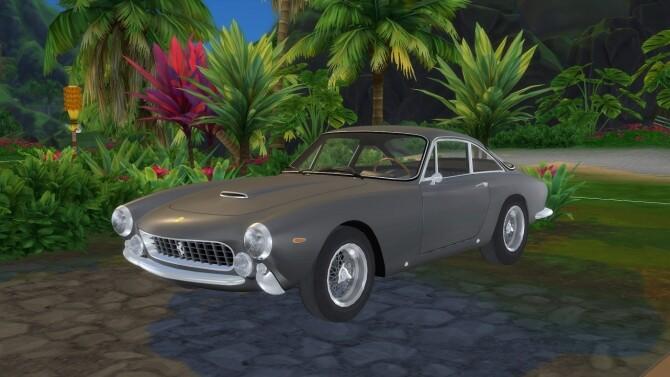 Sims 4 Ferrari 250 GT Lusso at LorySims