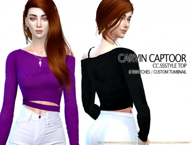 Style Top by carvin captoor