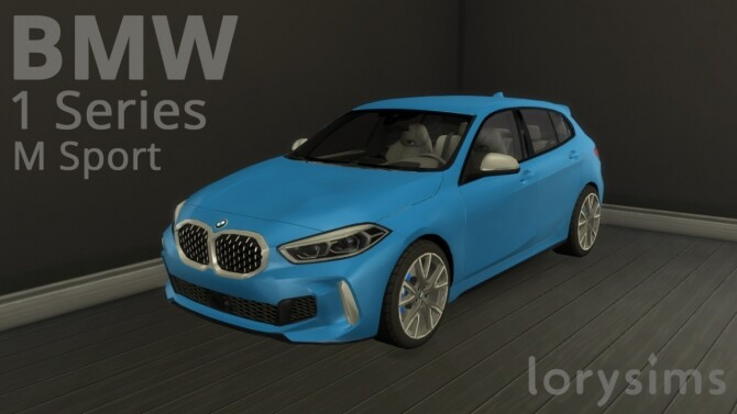 BMW 1 Series M Sport by LorySims