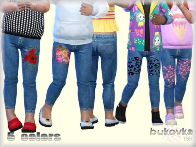 Pants Denim by bukovka
