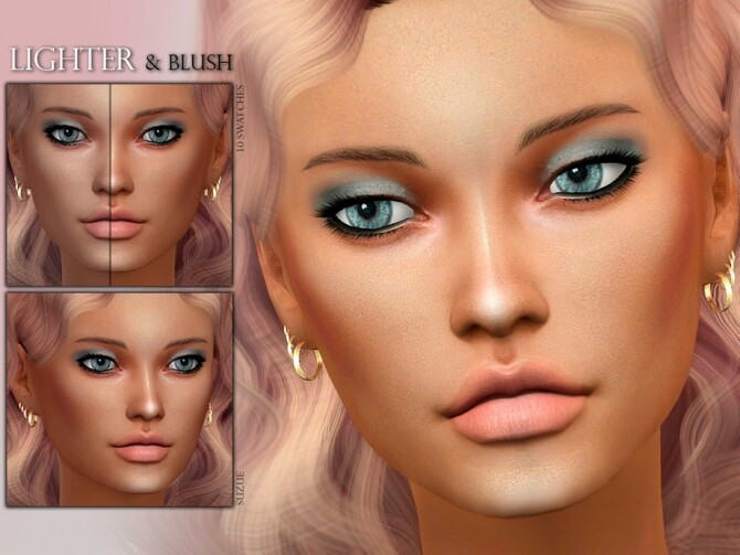 Lighter and Blush N11 by Suzue at TSR image 1377 670x503 Sims 4 Updates
