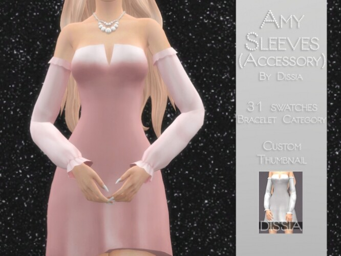 Amy Sleeves by Dissia