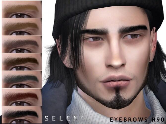 Sims 4 Eyeshadow N90 by Seleng at TSR