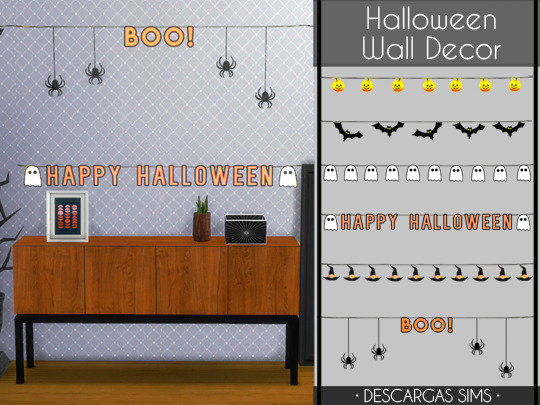 Halloween Wall Decor