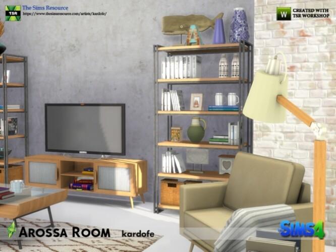 Arossa Room by kardofe