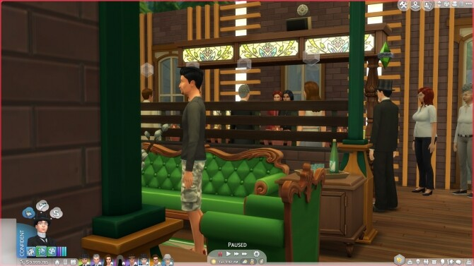 Sims 4 No Fade Columns on Live and BuildBuy Mode by TwelfthDoctor1 at Mod The Sims