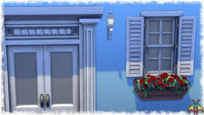 Mumumental Mums Window box by Wykkyd at Mod The Sims image 158 670x377 Sims 4 Updates