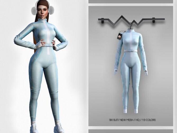 Sims 4 Ski Suit BD343 by busra tr at TSR