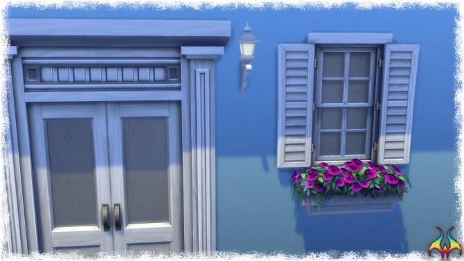 Mumumental Mums Window box by Wykkyd