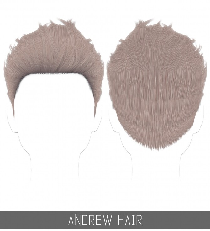 ANDREW HAIR + TODDLER & CHILD at Simpliciaty image 1594 670x736 Sims 4 Updates