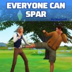 Everyone can Spar by ShuSanR