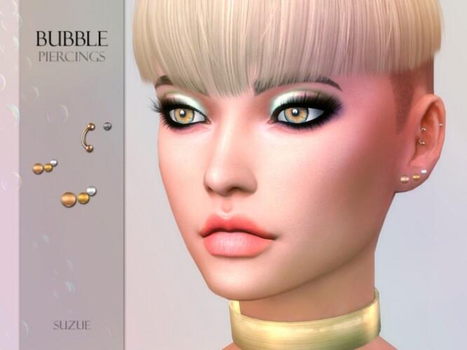 Bubble Piercings by Suzue