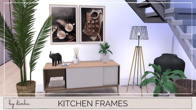 Kitchen Frames 10 Swatches