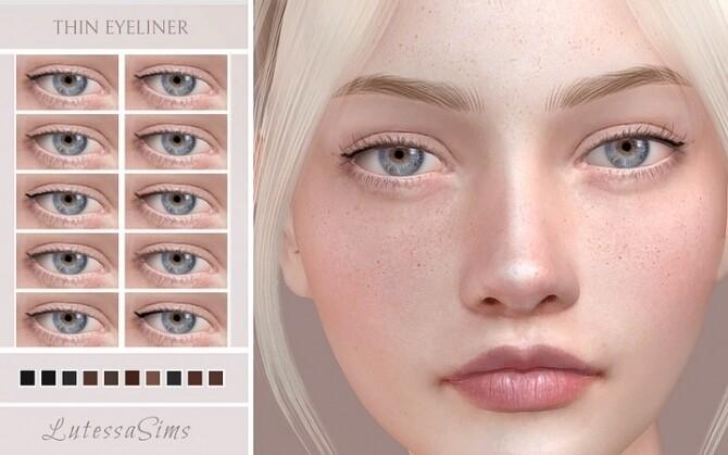 Thin Eyeliner