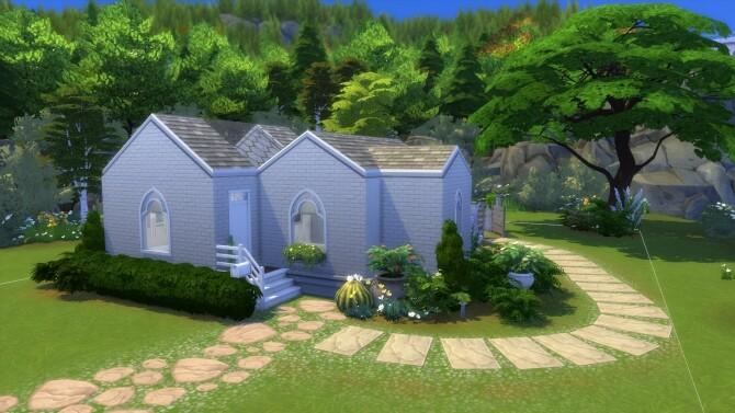 Gardener Starter Home by MarVlachou