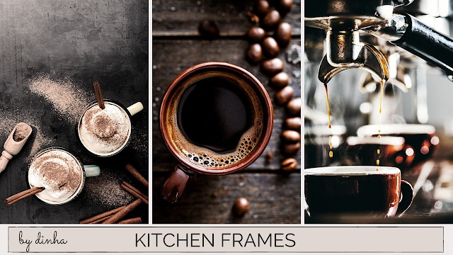 Kitchen Frames 10 Swatches at Dinha Gamer image 1803 Sims 4 Updates