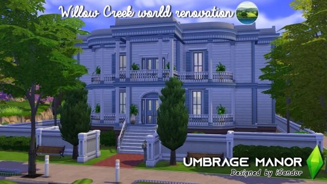 Umbrage Manor by iSandor
