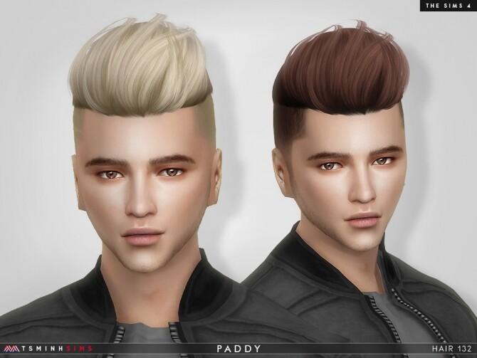 Paddy Hair 132 by TsminhSims