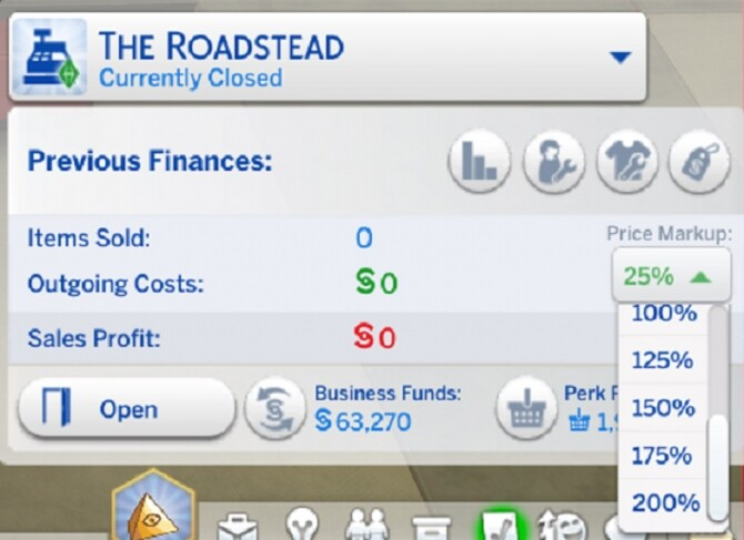 Sims 4 Maxed Retail, Dual Tasks, Sure Sale, Faster Staff, Extra Hours, Retail Prices by spgm69 at Mod The Sims