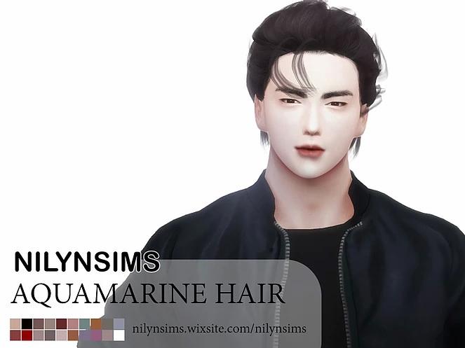 AQUAMARINE HAIR