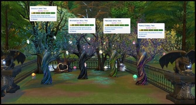 GLOWY TREES at Icemunmun image 1994 670x359 Sims 4 Updates