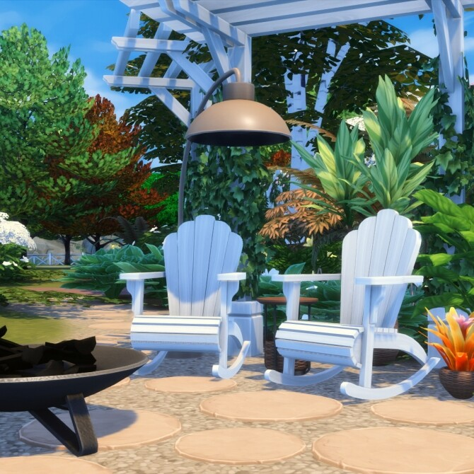 Rock'n Rockers Collection of 12 Rocking Chairs at Simsational Designs image 20111 670x670 Sims 4 Updates