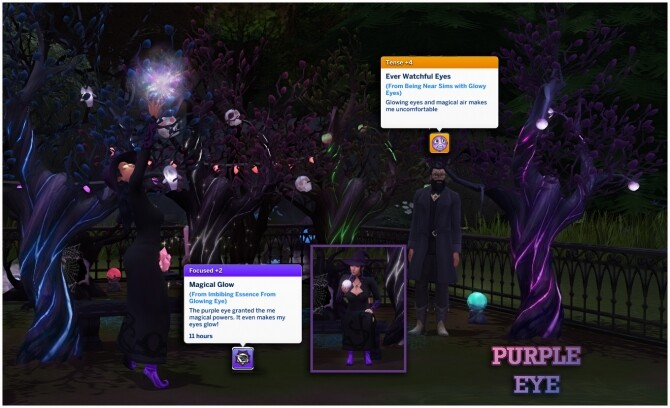 GLOWY TREES at Icemunmun image 20112 670x408 Sims 4 Updates