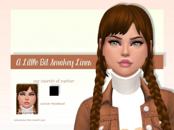A Little Bit Smokey Liner by LadySimmer94